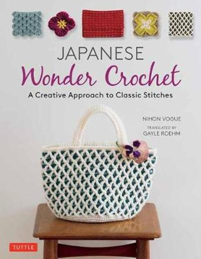 Japanese Wonder Crochet - Nihon Vogue