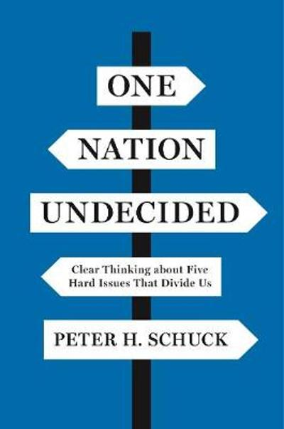 One Nation Undecided - Peter H. Schuck