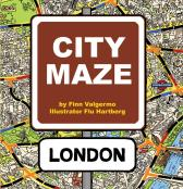 City Maze. London - Finn Valgermo Flu Hartberg