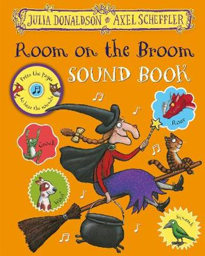 Room on the Broom Sound Book - Julia Donaldson