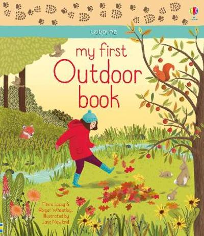 My First Outdoor Book - Minna Lacey