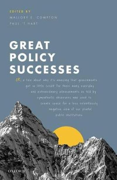 Great Policy Successes - Mallory Compton