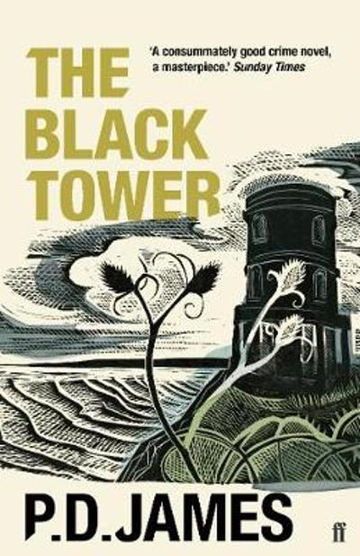 The Black Tower - P. D. James