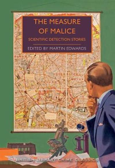 The Measure of Malice - Martin Edwards
