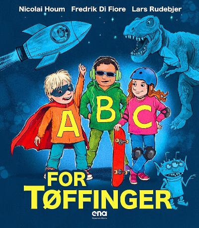 ABC for tøffinger - Nicolai Houm