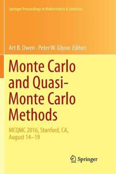 Monte Carlo and Quasi-Monte Carlo Methods - Art B. Owen