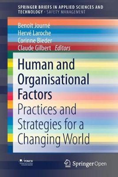 Human and Organisational Factors - Benoit Journe
