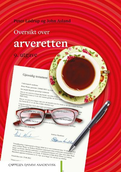 Oversikt over arveretten - Peter Lødrup