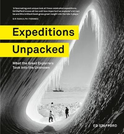 Expeditions Unpacked - Ed Stafford