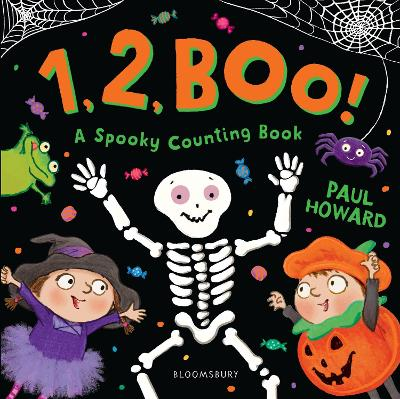 1, 2, BOO! - Paul Howard