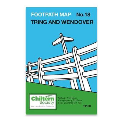 Map 18 Footpath Map No. 18 Tring and Wendover - Nick Moon