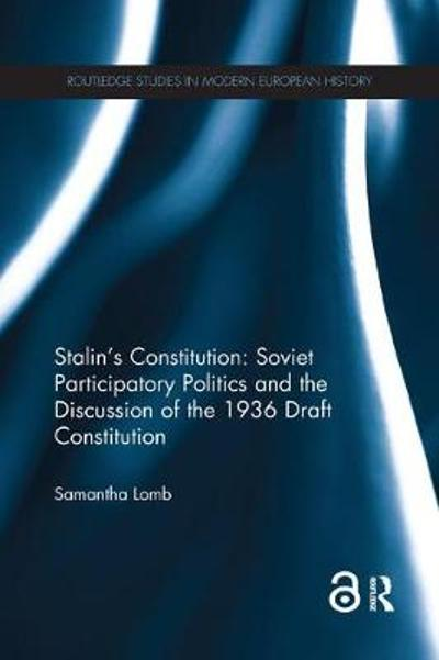 Stalin's Constitution - Samantha Lomb