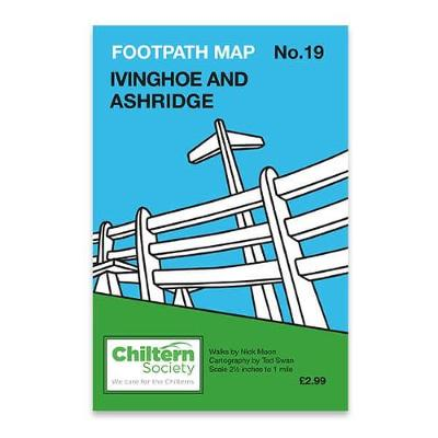 Map 19 Footpath Map No. 19 Ivinghoe and Ashridge - Nick Moon