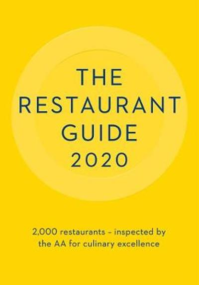 The AA Restaurant Guide 2020 -