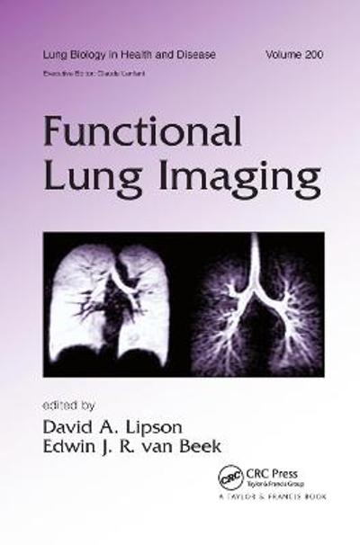 Functional Lung Imaging - David Lipson