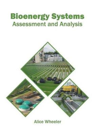 Bioenergy Systems: Assessment and Analysis - Alice Wheeler