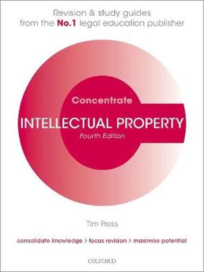 Intellectual Property Concentrate - Tim Press