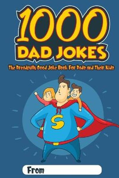 1000 Dad Jokes - Hayden Fox