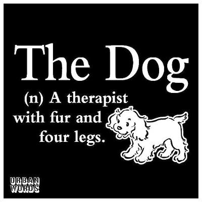 Urban Words - The Dog -