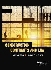 Construction Contracts and the Law - Mike Montoya Donald E. Campbell