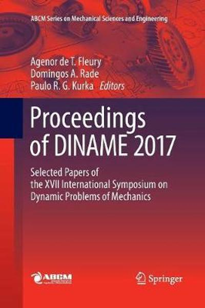 Proceedings of DINAME 2017 - Agenor de T. Fleury