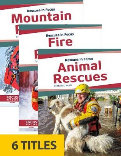 Rescues in Focus (Set of 6) - Mark L. Lewis