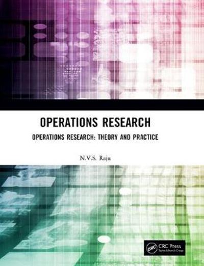 Operations Research - N.V.S Raju