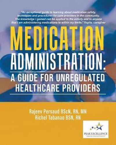 Medication Administration - Rn Mn Persaud Bscn