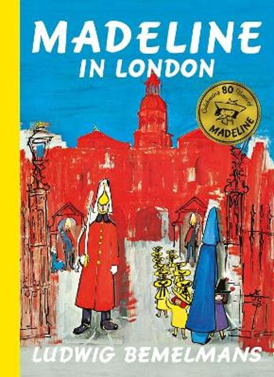 Madeline in London (mini HB) - Ludwig Bemelmans