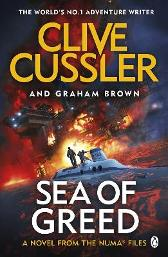Sea of Greed - Clive Cussler Graham Brown