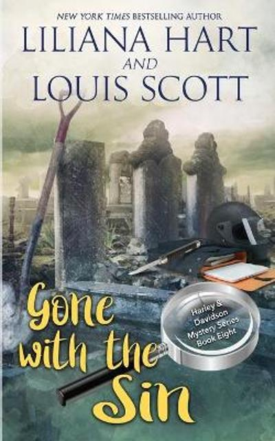 Gone With The Sin (Book 8) - Liliana Hart