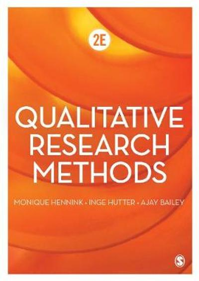 Qualitative Research Methods - Monique Hennink
