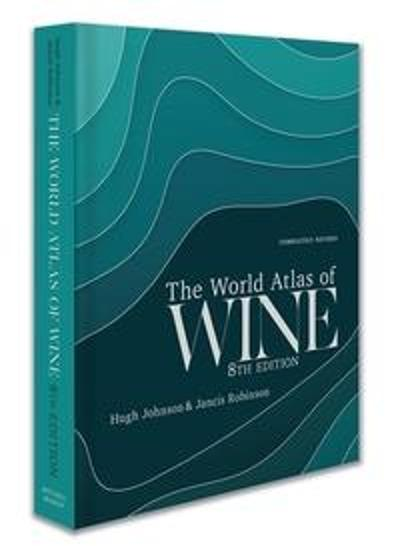 World Atlas of Wine 8th Edition - Hugh Johnson