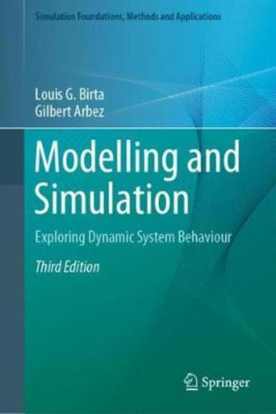 Modelling and Simulation - Louis G. Birta