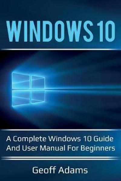 Windows 10 - Geoff Adams