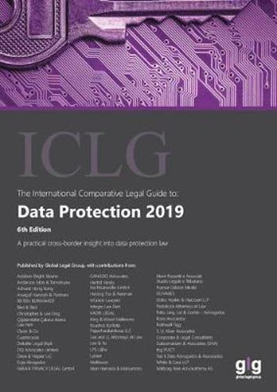 The International Comparative Legal Guide to: Data Protection - Tim Hickman