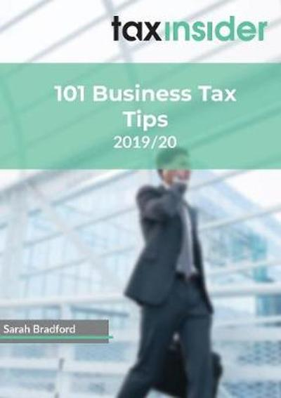 101 Business Tax Tips - Sarah Bradford