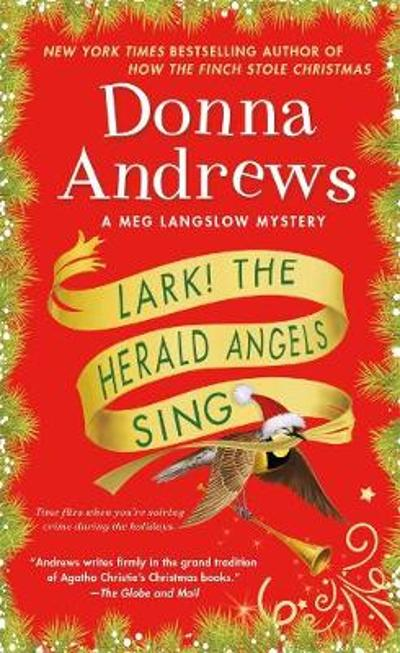 Lark! The Herald Angels Sing - Donna Andrews