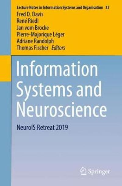Information Systems and Neuroscience - Fred D. Davis