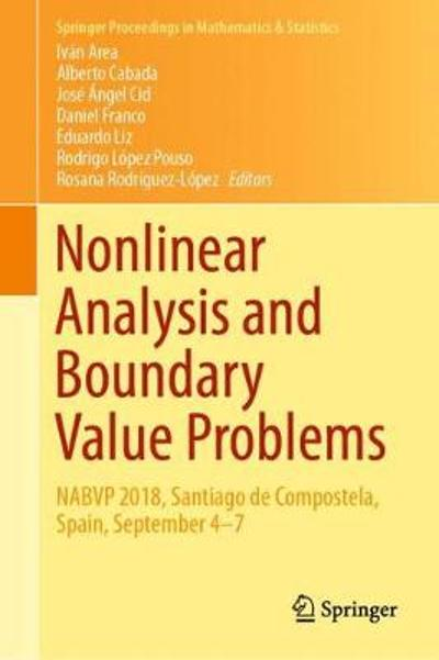 Nonlinear Analysis and Boundary Value Problems - Ivan Area