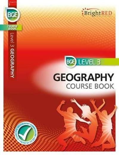 BrightRED Course Book Level 3 Geography - Rhona MacLean