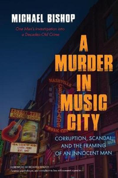 A Murder in Music City - Michael Bishop