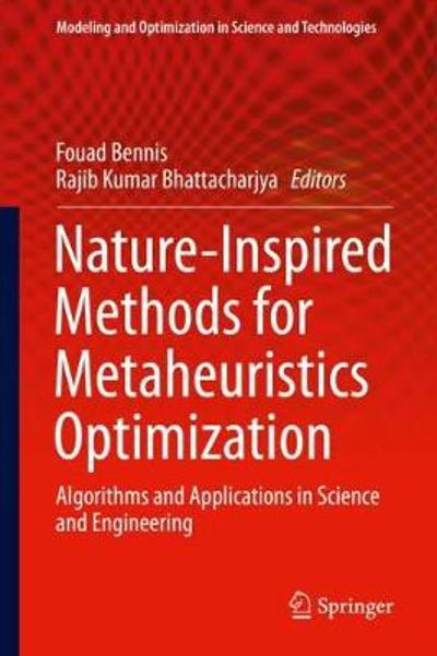 Nature-Inspired Methods for Metaheuristics Optimization - Fouad Bennis