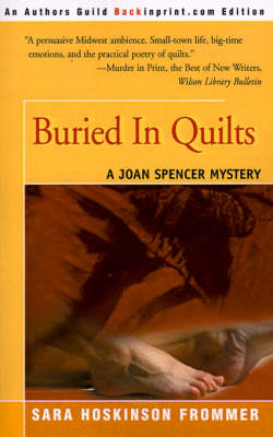 Buried in Quilts - Sara Hoskinson Frommer