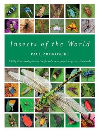 Insects of the World - Paul Zborowski