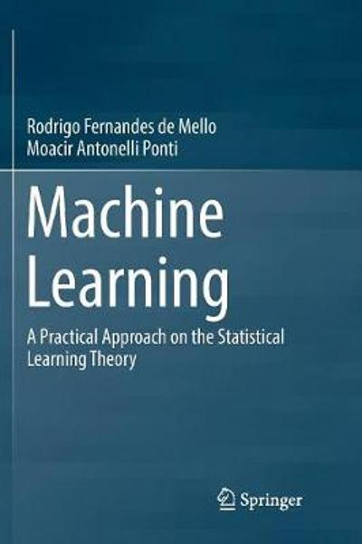 Machine Learning - RODRIGO F MELLO