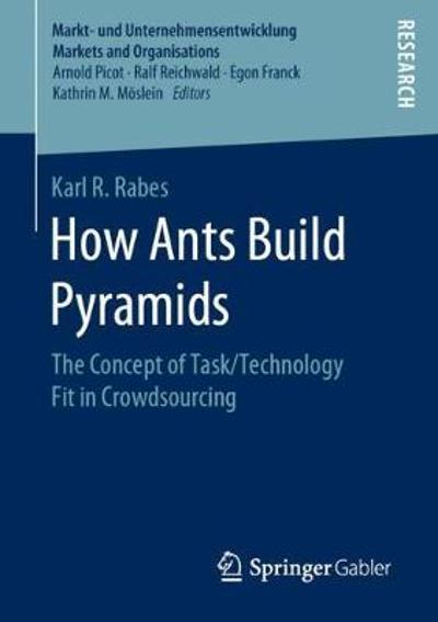 How Ants Build Pyramids - Karl R. Rabes