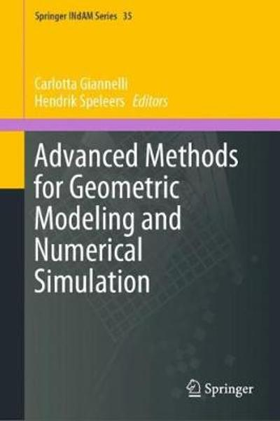 Advanced Methods for Geometric Modeling and Numerical Simulation - Carlotta Giannelli
