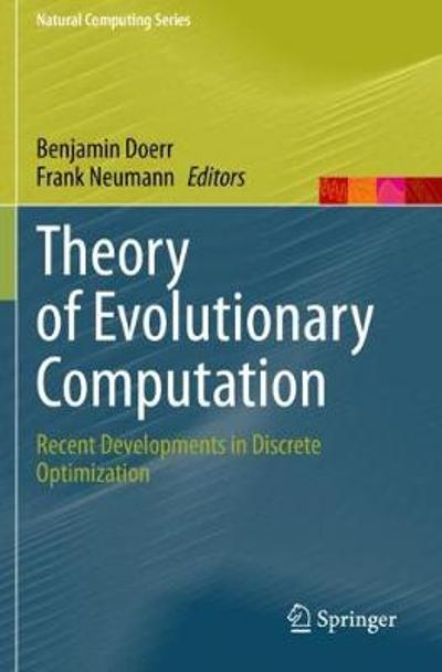 Theory of Evolutionary Computation - Benjamin Doerr