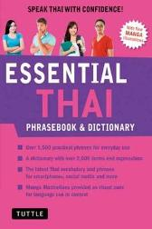 Essential Thai Phrasebook and Dictionary - Jintana Rattanakhemakorn